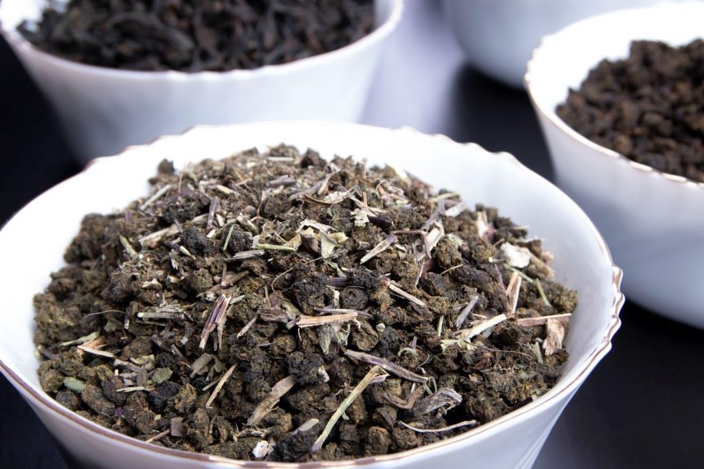 иван чай фото, копорский чай