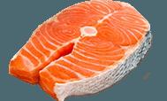 кусок рыбы