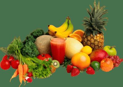 Полезные для глаз и зрения продукты