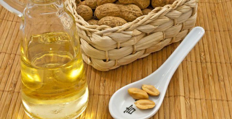 арахис и масло