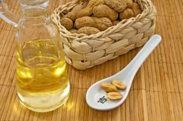 арахис и арахисовое масло