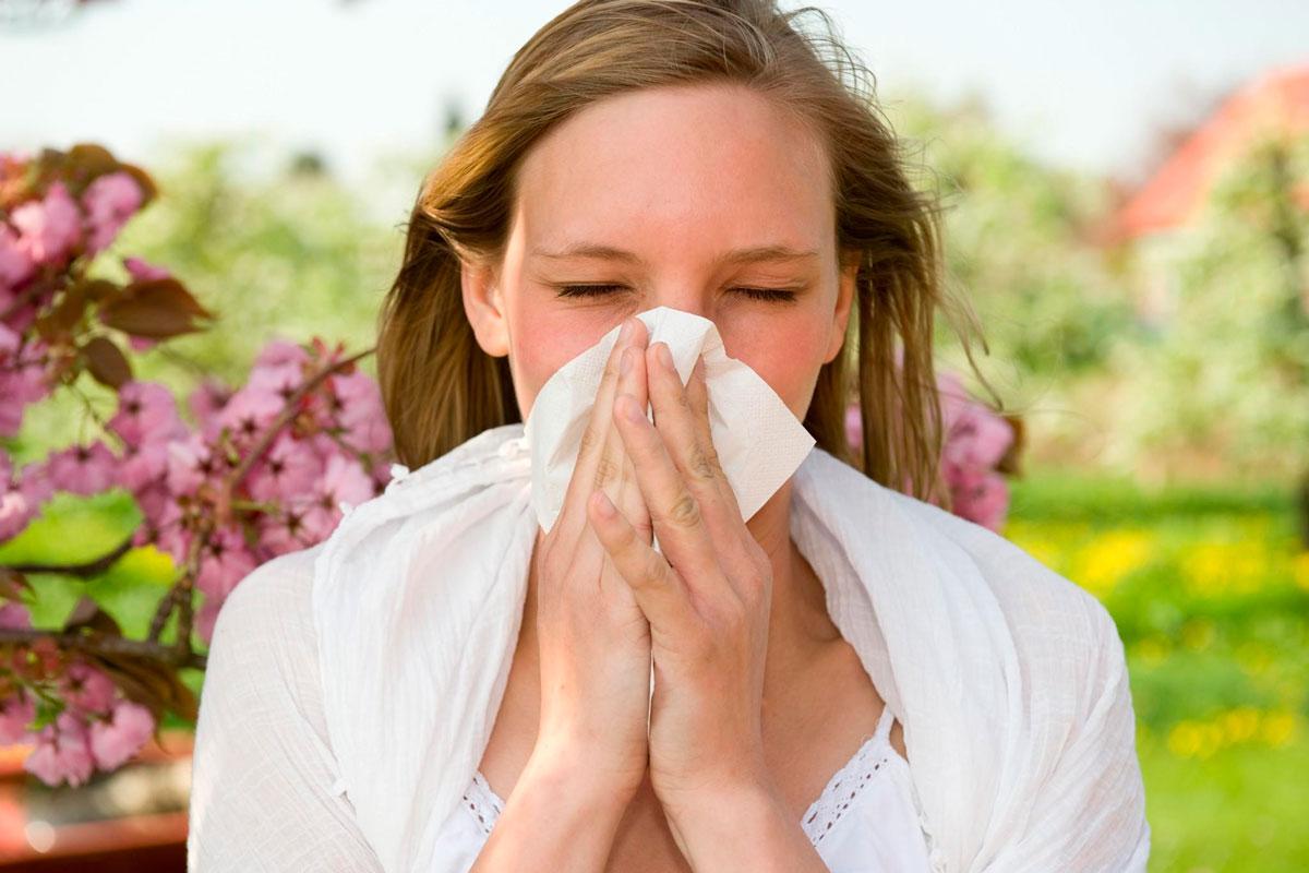 аллергический трахеит и кашель