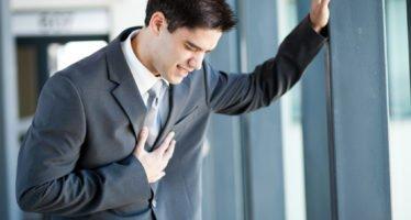 Сердечный приступ, инфаркт