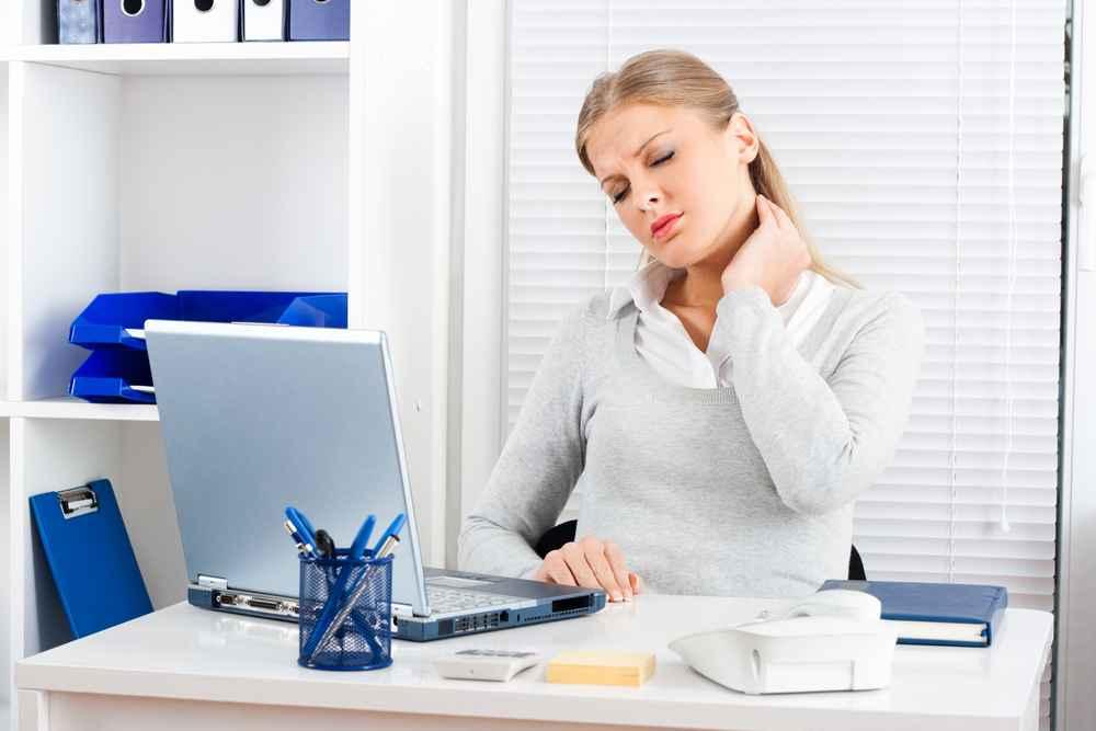Шейный остеохондроз причины, симптомы и лечебная гимнастика.