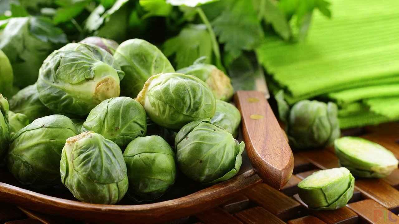 Брюссельская капуста, состав, свойства, выращивание и приготовление