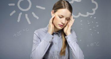 головная боль при высоком атмосферном давлении