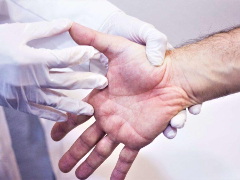 процедуры при синдроме Рейно
