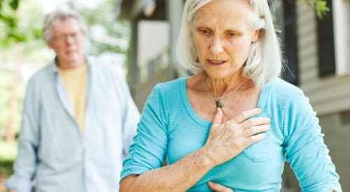 боли в сердце, лечение сердца