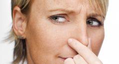 Удаление неприятного запаха изо рта