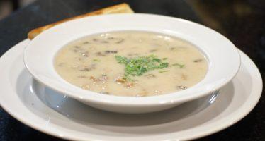 Суп пюре из курицы со сливками рецепт