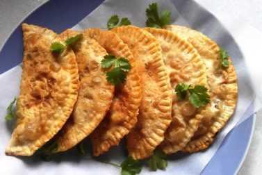 рецепт крымских чебуреков