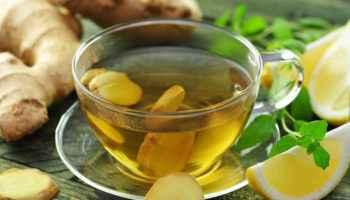 Имбирный чай: пьем и худеем