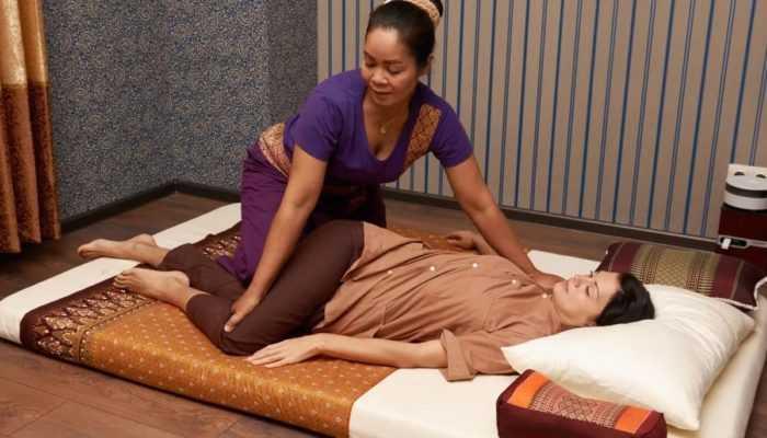 Тайский массаж, виды и техника