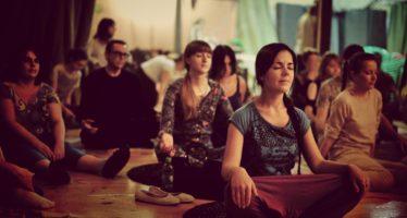 медитация чакры сердца