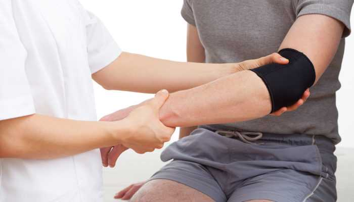 Эпикондилит и его лечение