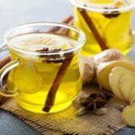 Чай для повышения артериального давления
