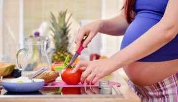Питание для беременной женщины