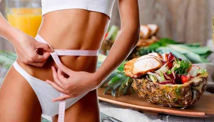 Семидневная диета для правильного питания