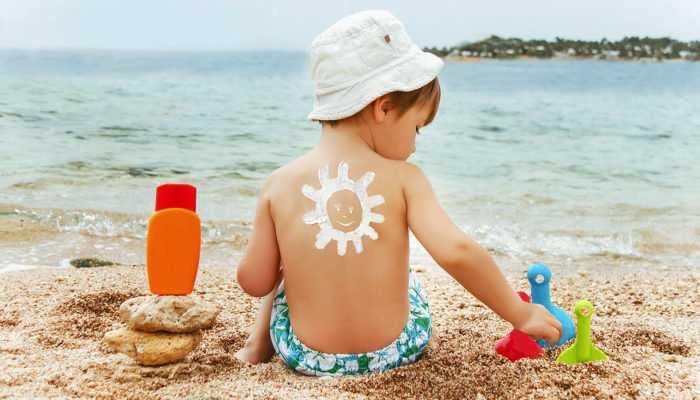 Солнечный загар и солнечные ожоги