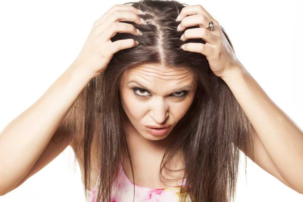 Жирные волосы причины и советы
