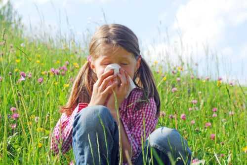 Крапивница у ребенка в носу thumbnail