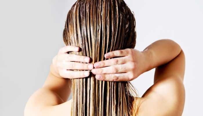 Смягчающие маски для волос