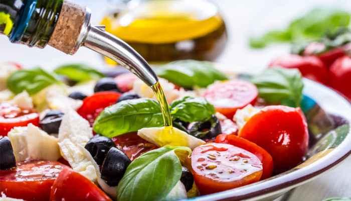 Средиземноморская диета — путь к стройности