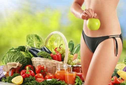Продукты и питание при целлюлите