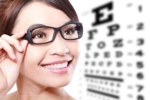 Снижение остроты зрения: причины снижения, способы коррекции