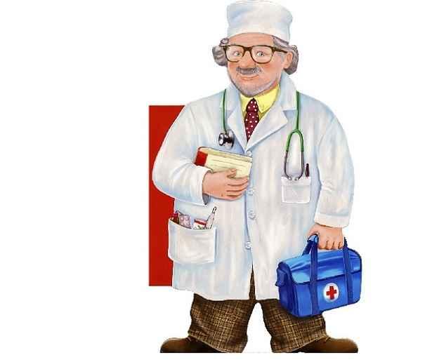 Старый Лекарь болезни и лечение