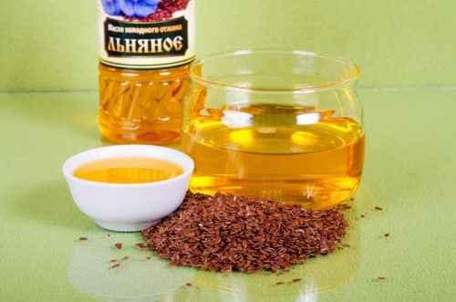 Льняное масло для желудка правильное применение