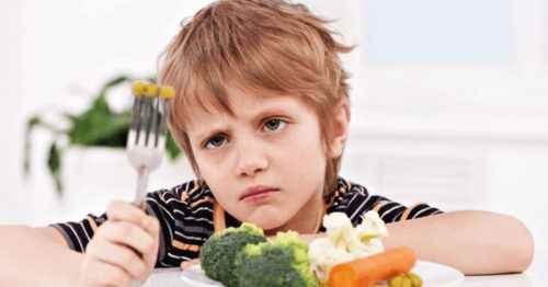дистрофия у детей