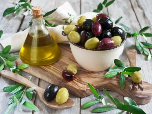 оливковое масло против холестерина