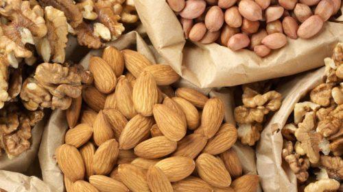 орехи помогают при холестерине