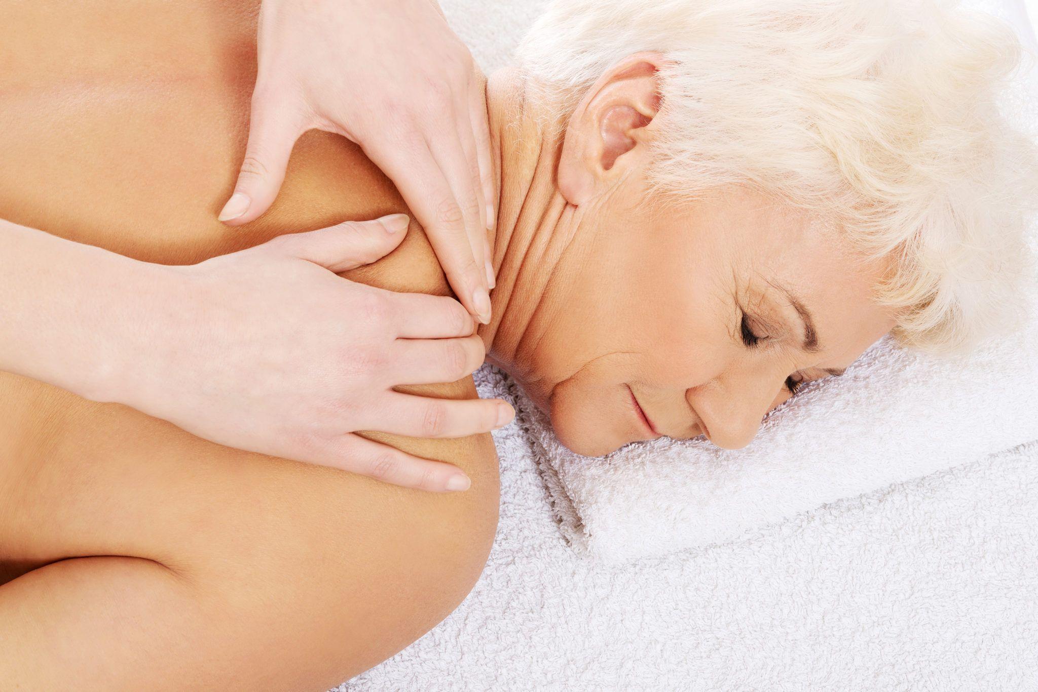 массаж при климаксе