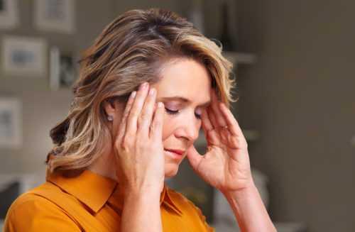 Менструальная мигрень, лечение и профилактика