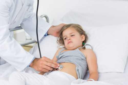 Сальмонеллез у детей: симптомы и лечение