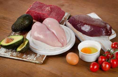 Витамин B3, продукты с высоким содержанием витамина