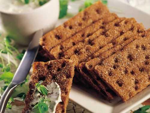 Хлебцы — витаминный продукт для похудения, дающий заряд