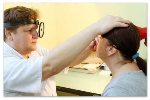 лечение воспаления носовых пазух