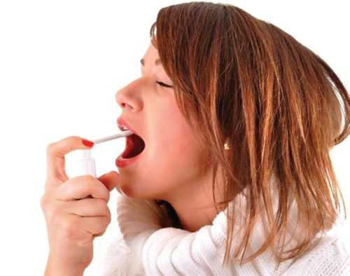 пробки на гландах, лечение