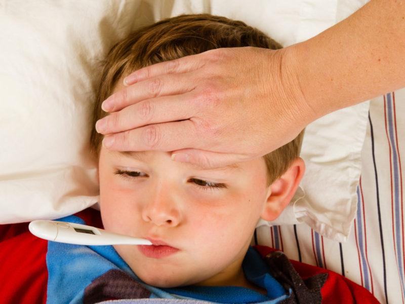 осложнения воспаления горла