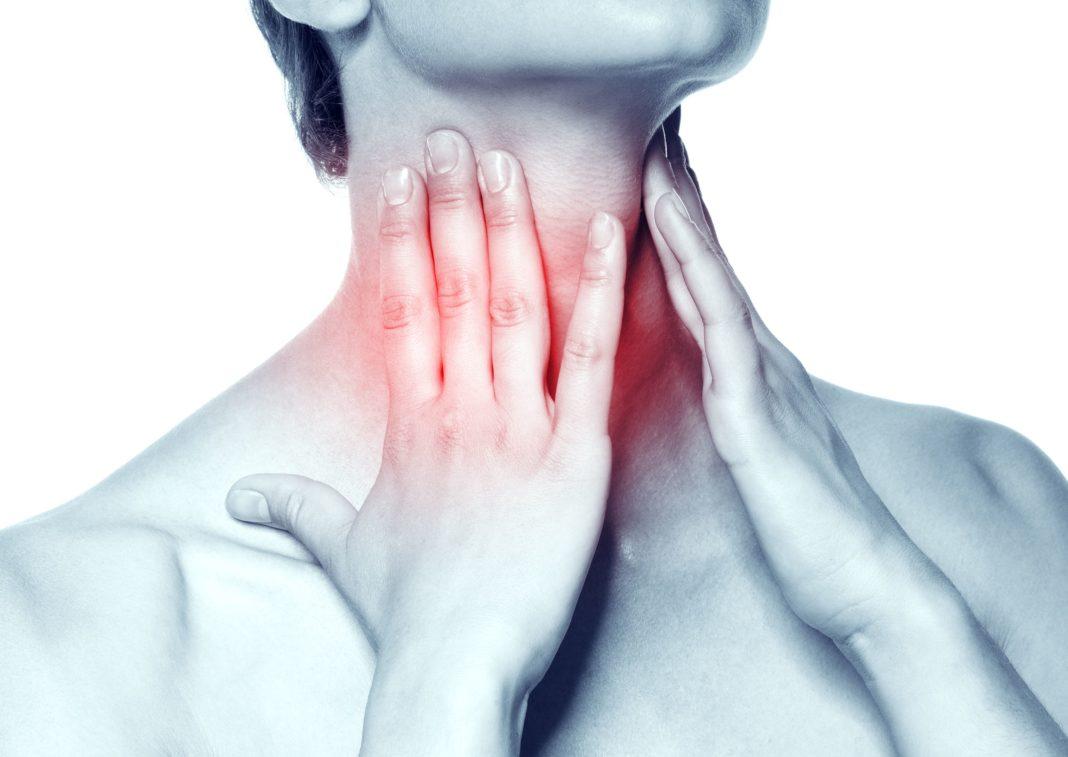 симптомы воспаления горла