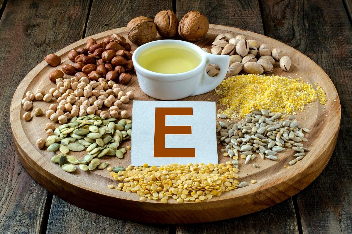 витамин Е против герпеса