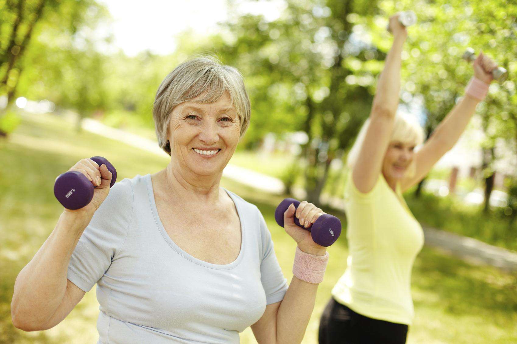 занятие спортом для укрепления иммунитета