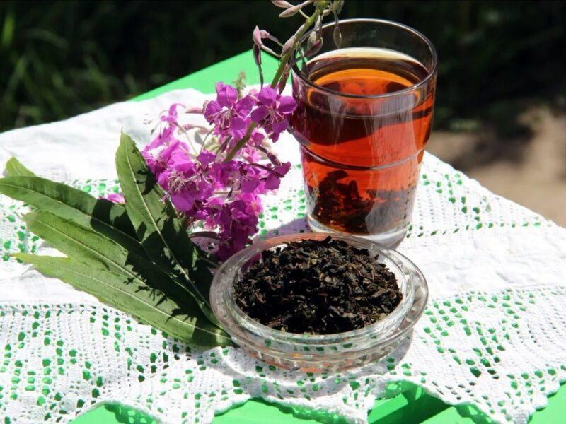 приготовление иван-чая