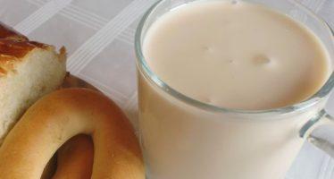 Как сделать из молока ряженку